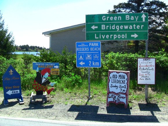 My peaceful getaway, Green Bay Nova Scotia