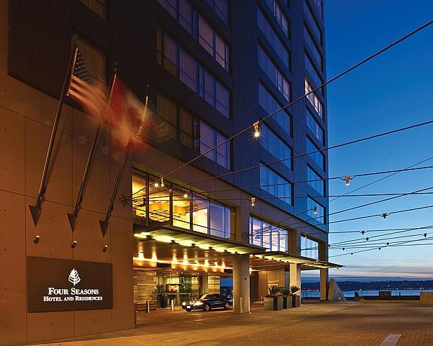 Four Seasons Hotel Seattle Wa