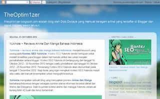 TheOptim1zer: Yukinote ~ Reviews Anime Dan Manga Bahasa Indonesia