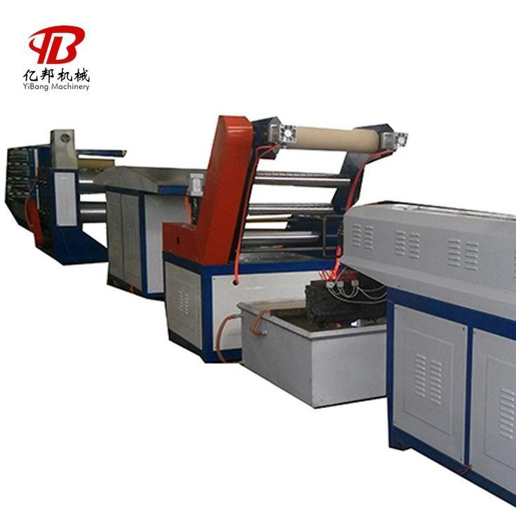 PP Split Film yarn extruder machine/PP film yarn making machine