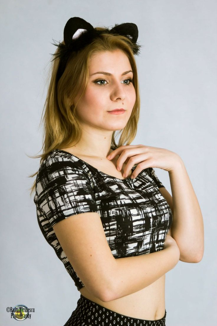 Andreea's  Photo Shoot