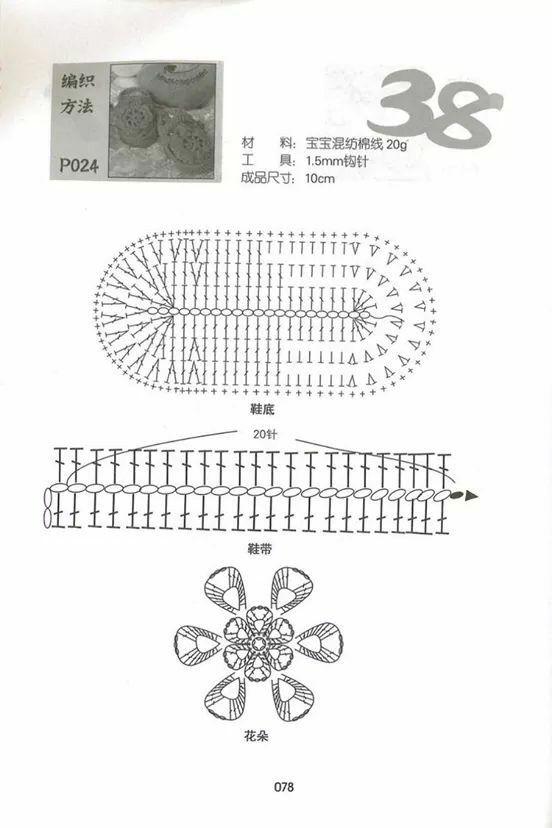 crochet sandal diagram crochet baby booties free diagram | crochet baby mittens ... crochet snail diagram