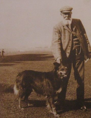 9 best g o g o l f i n g images on pinterest vintage golf when younger he had a dark brown beard but fandeluxe Image collections