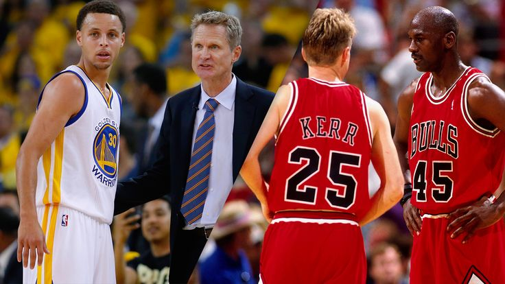 Steve Kerr Q&A: 2015-16 Warriors vs. 1995-96 Bulls