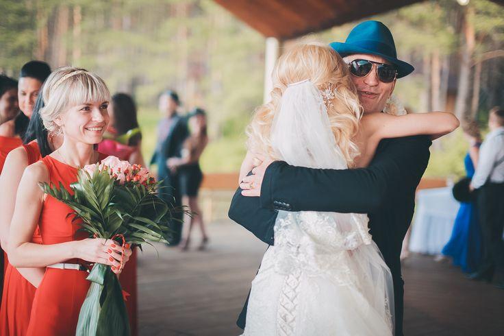 Теплая свадьба