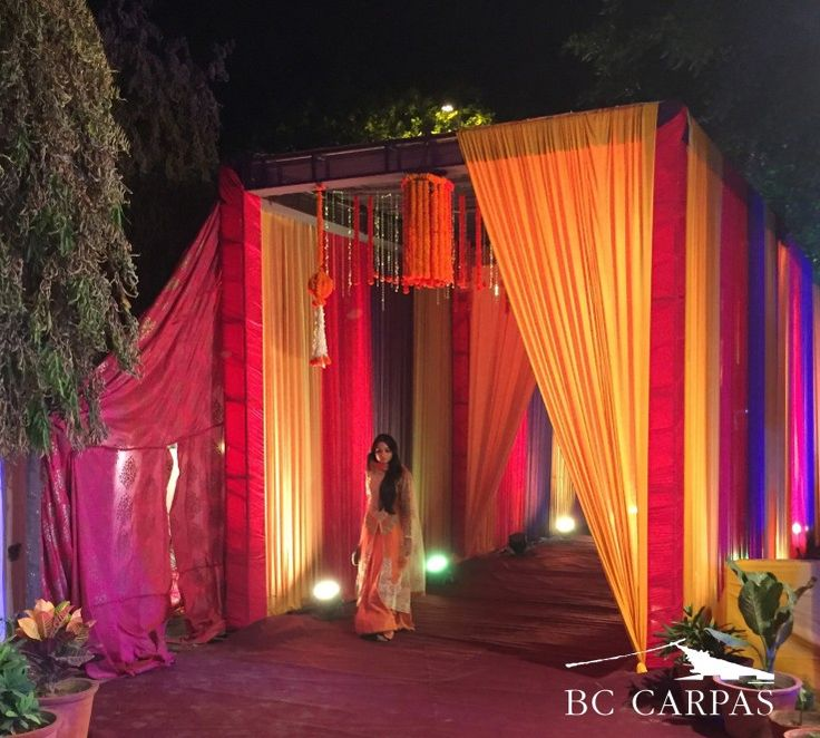 Una boda India (Parte II). www.bc-carpas.com