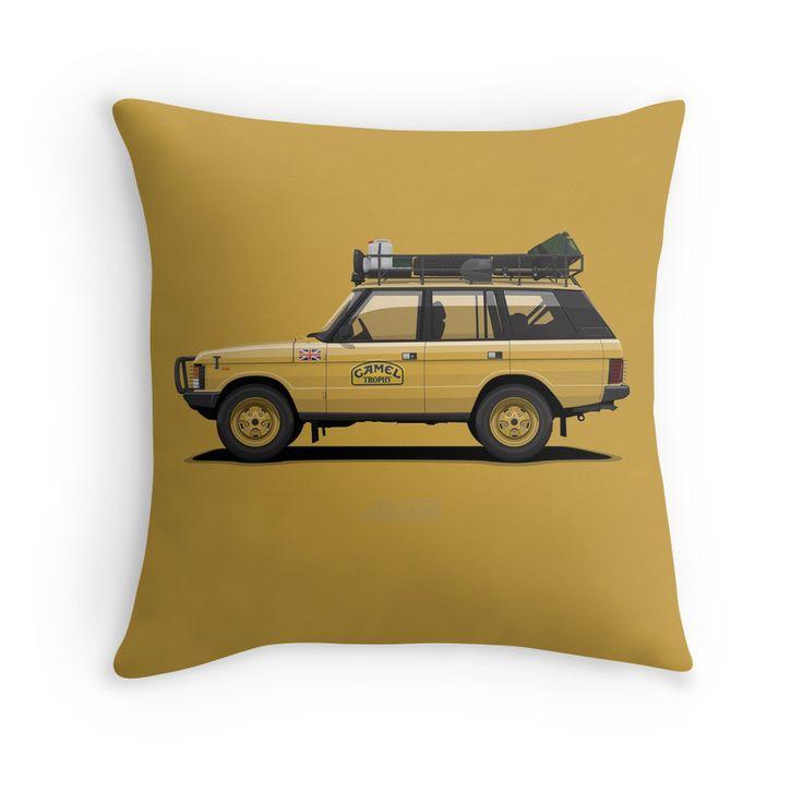 Range Rover Classic 4doors Camel Trophy @redbubble  #rangeroverclassic #classic #rangerovercameltrophy #cameltrophy #4x4 #offroad #landrover #landrover #defender #landroverseries #series #car #illustration #vector #landy #rangerover #defender #rover #british #ARVwerks