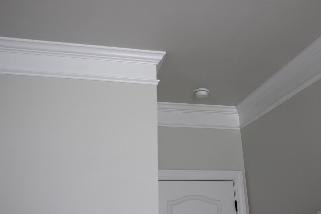 Classic gray color by benjamin moore paint pinterest