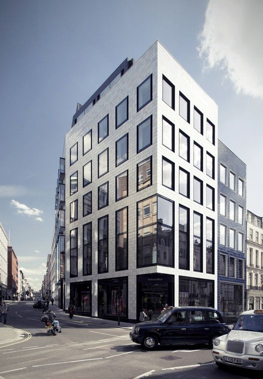 24 Savile Row,Courtesy of EPR Architects