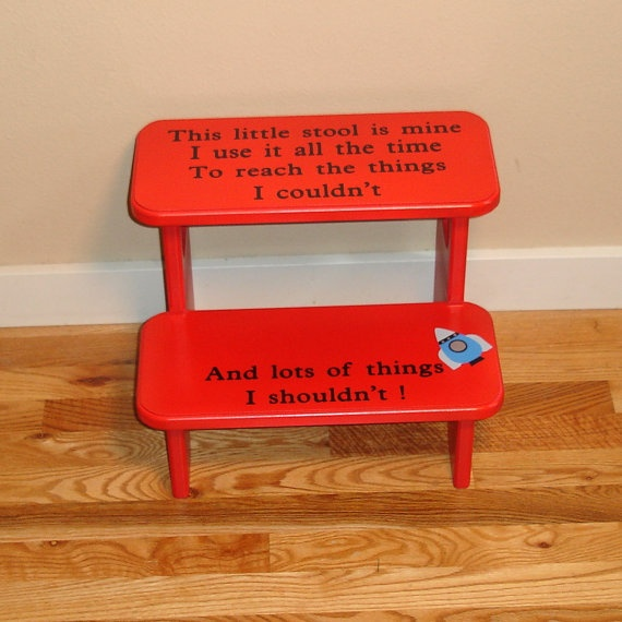 Boys Step Stool Home Ideas