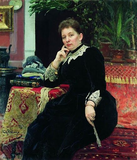 Η φιλάνθρωπος Olga Sergeyevna Aleksandrova-Heinz.