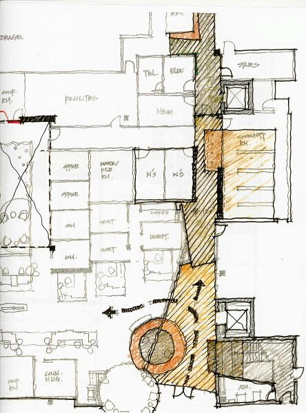 Architecture Drawing Techniques 1165 best architecture drawings images on pinterest | architecture