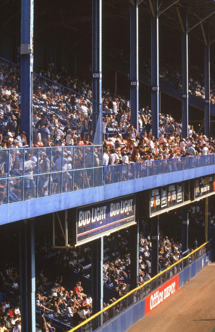 Last Game 9/27/99 Briggs Stadium