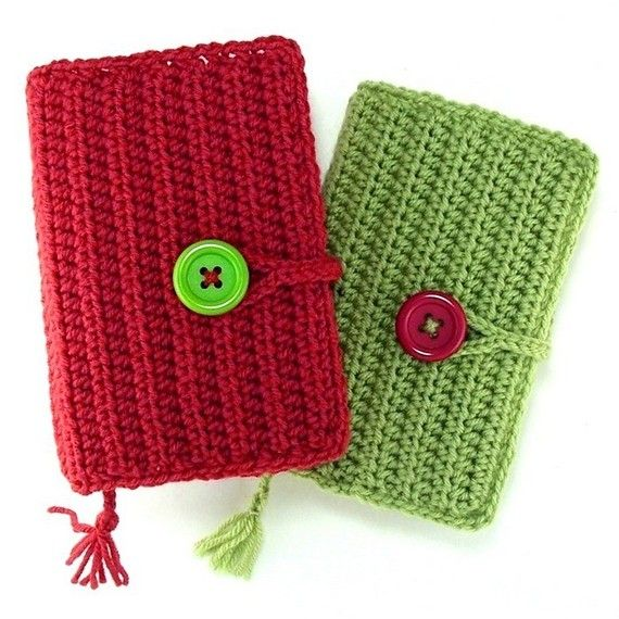 Book Cover Crochet Hook : Best knit and crochet book covers images on pinterest