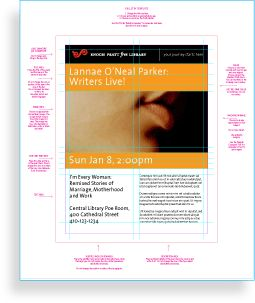 Enoch Pratt Flyer Templates Library Design Ideas Pinterest - Library brochure templates