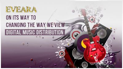 EVEARA is Digital Music Distribution company based in Ireland that offers an online Software as a Service (SaaS) application that incorporates proprietary technology in order to deliver an state-of-the-art music distribution wizard.  http://www.eveara.com
