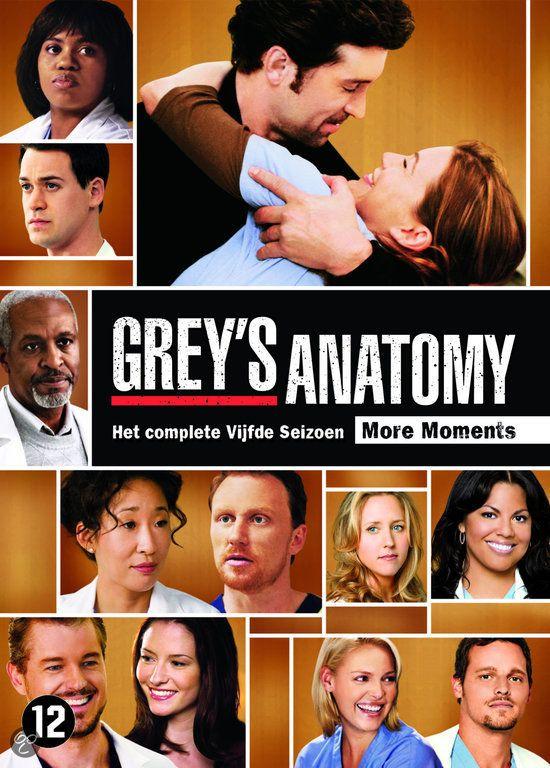 Grey's Anatomy - Seizoen 5