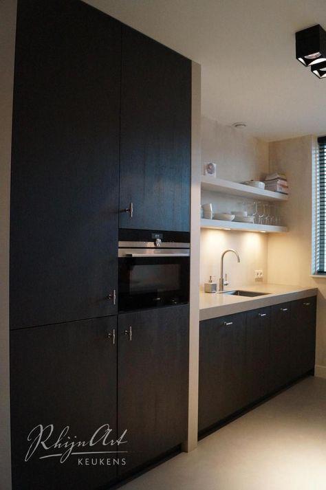 25 beste idee n over keuken aanrecht op pinterest aanrecht werkbladen en keuken granieten - Keukenmeubelen rustiek ...
