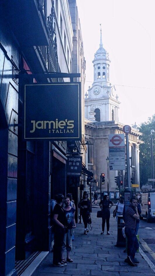 Jamie Olivers Restaurant