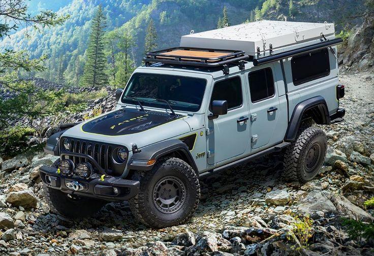 Motortrend Motortrend Hat Ein Foto Auf Seinem Ihrem Instagram Konto Veroffentlicht Upgrading A Gladiator With A Bed Ca In 2020 Jeep Gladiator Jeep Brand Gladiator
