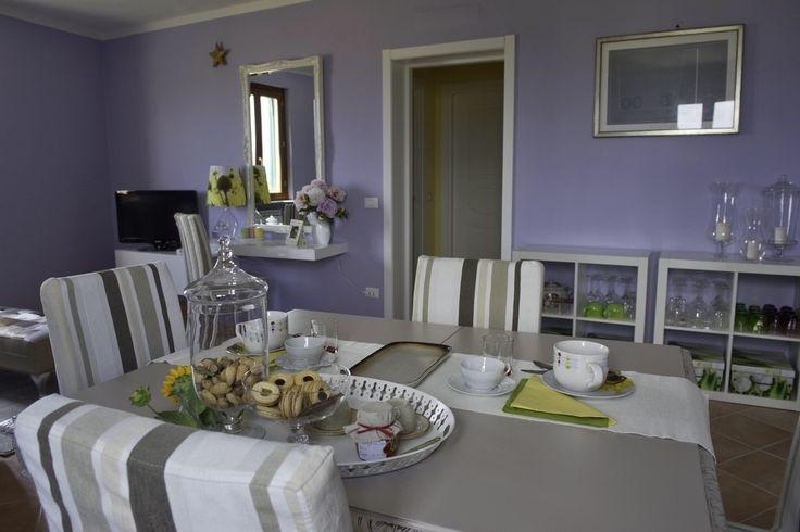 Appartamento : Sala da pranzo in stile coloniale di