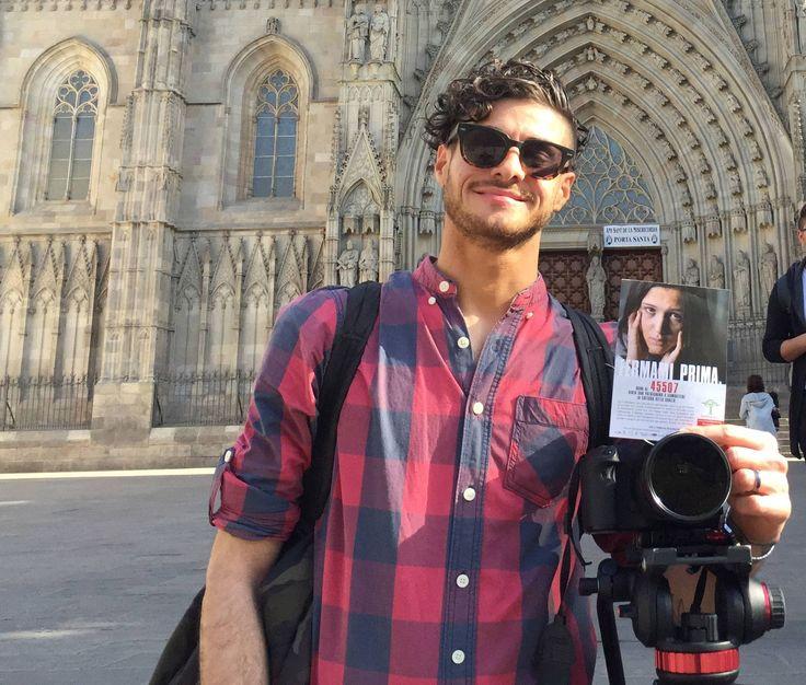 """Leonardo su Radio2 a """"Non è un paese per vecchi""""  #fermamiprima. #donaora #smssolidale 45507"""