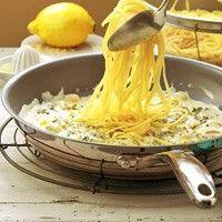 Zitronen-Nudeln - BRIGITTE - BRIGITTE