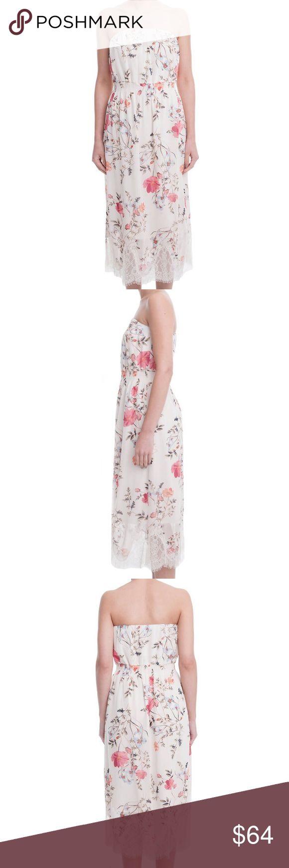 Floral Garden Dress Lush clothing line dress. True to size. Juniors: XS=0-1, S=3-5, M=7-9, L=11-13. Women's: XS=00-0, S=2-4, M=6-8, L=10-12. Lush Dresses Maxi
