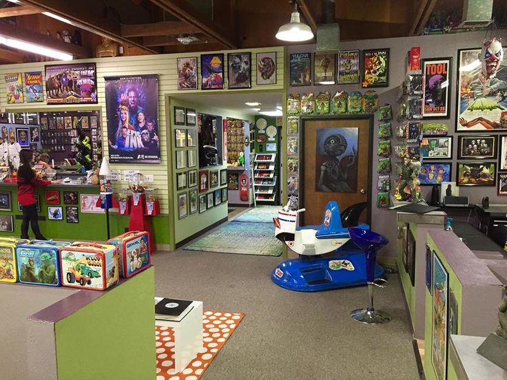 Area 51 Tattoo - Tattoo Shop