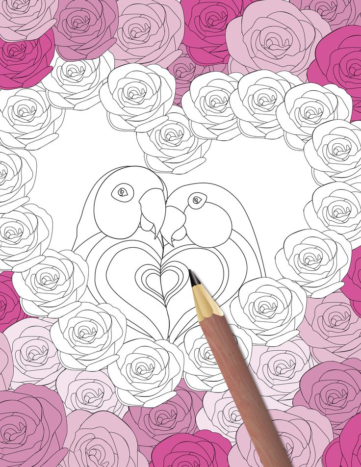 love coloring book creating more through color httpwwwamazoncom - Coloring Book Creator