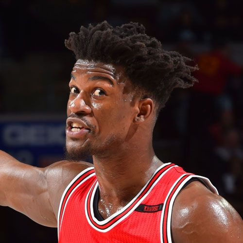 Jimmy Butler Haircut - Medium Length Hair + Skin Fade