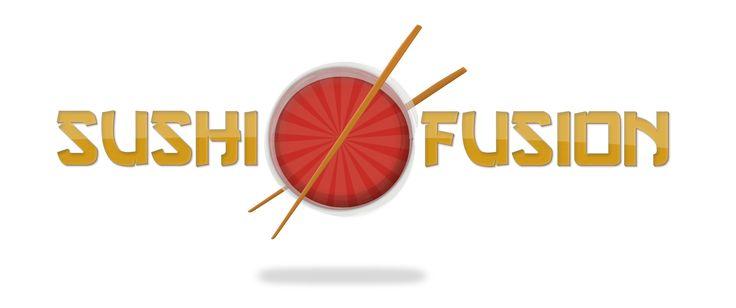 Marca Sushi Fusion Rancagua Fondo Blanco