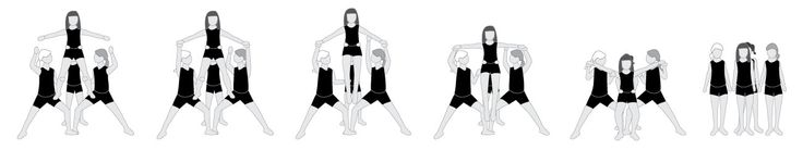 Pop Down Dismount From Thigh Stand