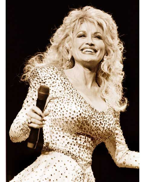 I'm not offended by all the dumb blonde jokes because I know I'm not dumb... and I also know that I'm not blonde.    Dolly Parton