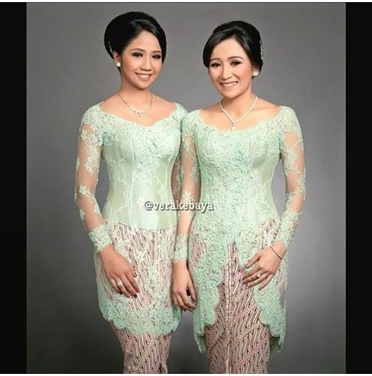 1000+ Images About Kebaya On Pinterest