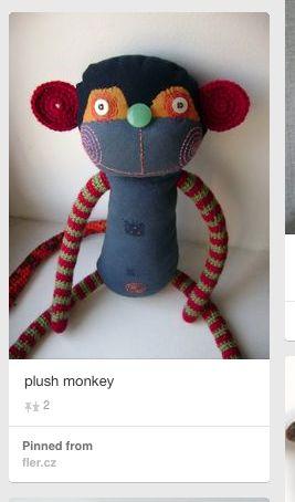 92 besten Monkeys Bilder auf Pinterest | Affen, Affe und Filzarbeiten