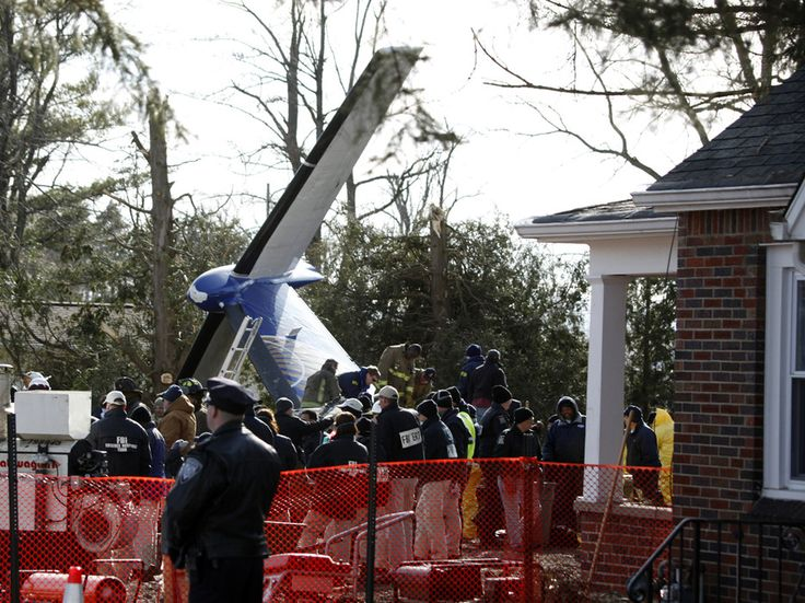 Colgan Air Flight 3407, marketed as Continental Connection under a codeshare agreement with Continental Airlines, was a scheduled passenger flight from Newark, New Jersey to Buffalo, New York, which crashed on February 12, 2009. The aircraft, a Bombardier Dash-8 Q400, entered an aerodynamic stall from which it did not recover and crashed into a house in Clarence Center, New York at 10:17 p.m. EST, killing all 49 passengers, aircrew and cabin crew as well as one person inside the house.