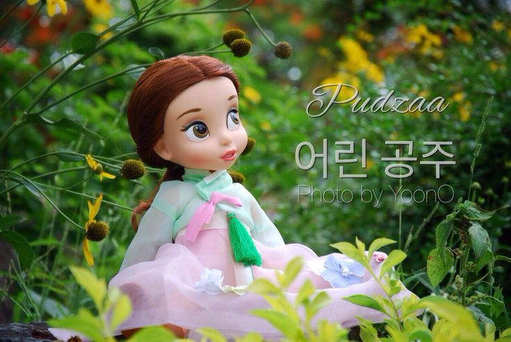 Pudzaa~안녕하세요 #Disney animator #Belle #Beauty and the Beast #Pudzaa