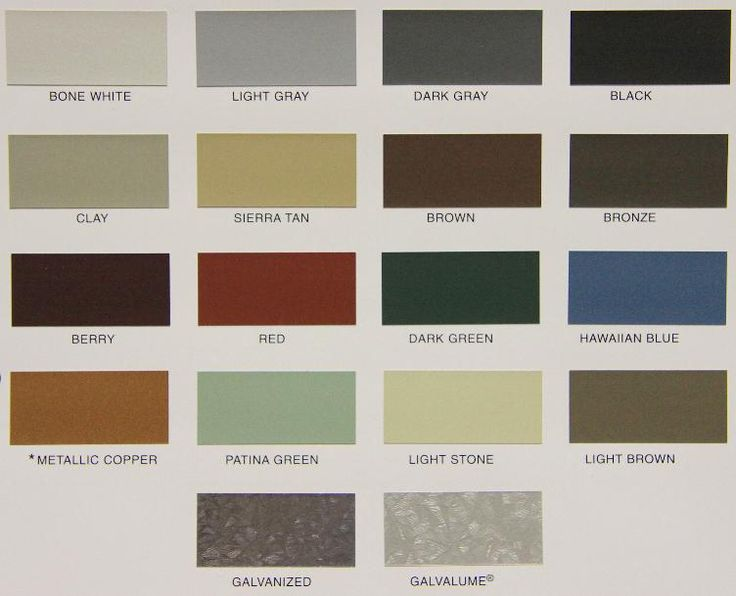 Metal Siding Colors : Bästa steel siding idéerna på pinterest barndominium