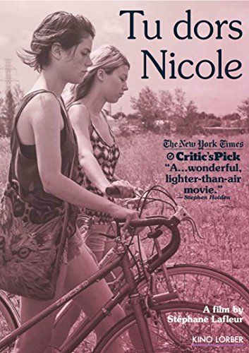 Tu dors Nicole Kino Lorber http://a.co/hPthWc4
