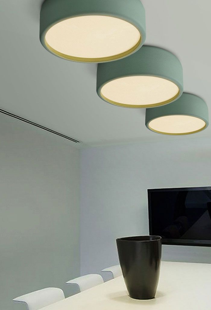 Surface Mounted Multi Color Round Led Ceiling Light