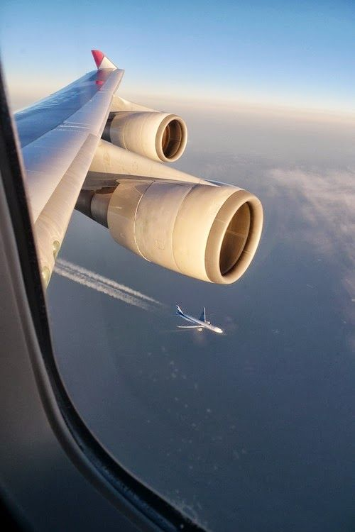 270 best Incredible Views Out Of Airplane Windows images ...