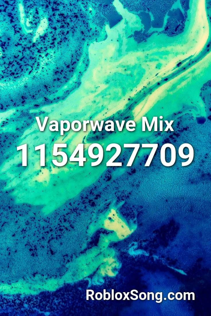 Vaporwave Mix Roblox Id Roblox Music Codes In 2020 Roblox