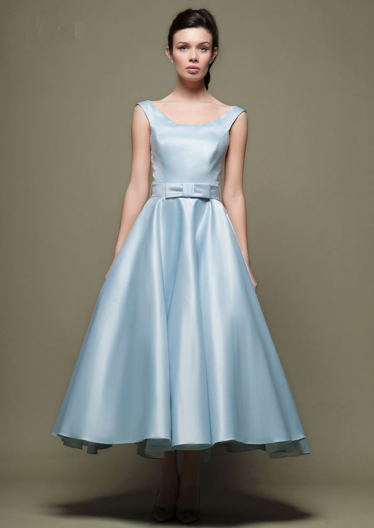 Best 7 T-Length Wedding Dresses from Wedding Belles of Otley images ...