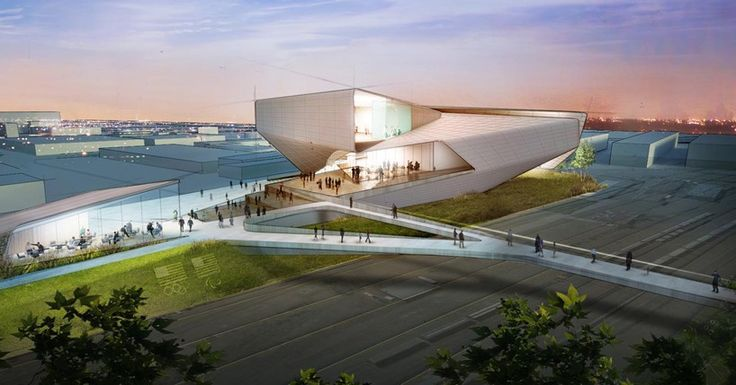 diller scofidio + renfro releases preliminary designs for US olympic museum