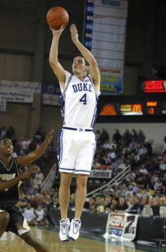 J.J. Redick. Love Duke basketball