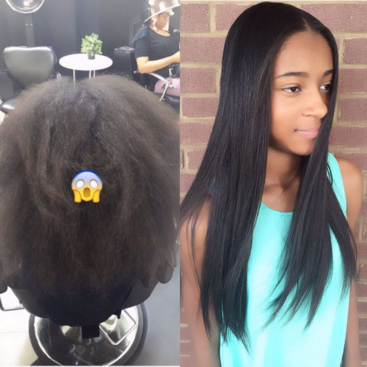 Best Flat Iron For Natural Black Hair