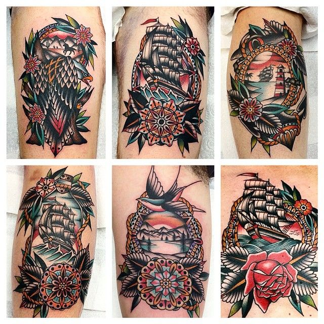 """goodluckmelbourne: """" All done by kirk jones @kirk_jones - Kirk will be back from his travels and working at Good Luck from the 27th October! He has available appointments from March 2015 onwards!..."""
