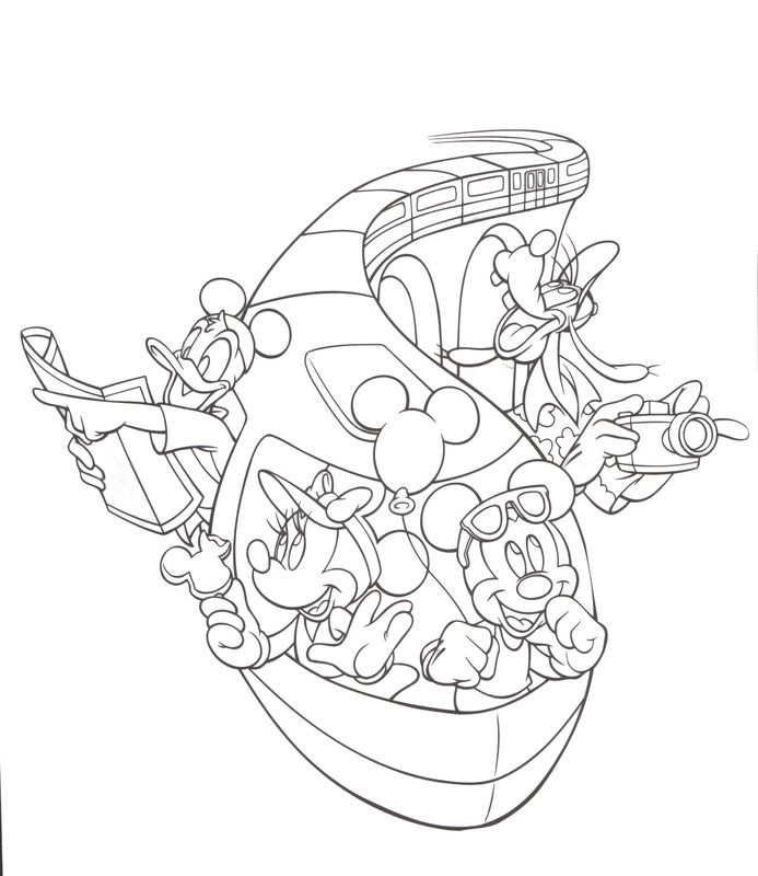 1055 best Disney coloring pages images on Pinterest