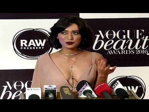Checkout Sayani Gupta's reply when asked about her disastrous dress at Vogue Beauty Awards 2016.  #sayanigupta #vogue #bollywoodnewsvilla